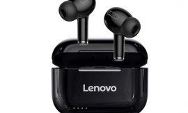 Auriculares TWS BT 5.0 Lenovo LP1S, IPX4, micro con cancelación de ruidos por 13,49€ antes 33,72€.