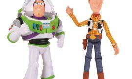 De nuevo en oferta: Figuras de acción articuladas con voz Buzz Lightyear o Woody por sólo 24,99€.