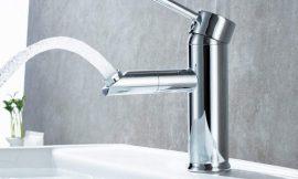 Grifo para lavabo Umi con caño giratorio 360º por 28,99€ antes 42,99€.
