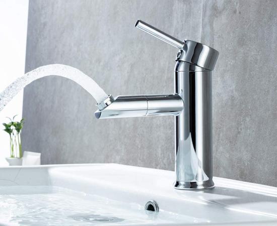 En este momento estás viendo Grifo para lavabo Umi con caño giratorio 360º por 28,99€ antes 42,99€.