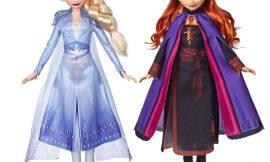 Muñecas Elsa y Anna de Frozen 2 de Hasbro desde sólo 13,60€.