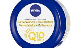 Crema remodeladora y reafirmante Nivea Q10 Plus para vientre, glúteos y caderas (300ml) por sólo 4,87€