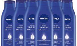 6 Botellas de Body Milk Nivea Nutritivo hidratación intensiva por sólo 17,94€.