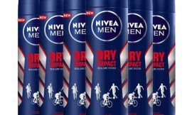 6 Envases de desodorante Nivea Men Dry Impact (6x200ml) por sólo 11,94€.
