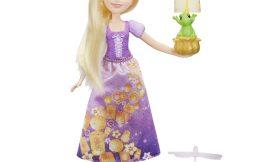 Princesa Disney Rapunzel y Farolillos de Hasbro por sólo 14,48€.