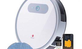 Robot aspirador y fregasuelos Lefant M501-A, 2000Pa, compatible con Alexa y Google Home por 139,99€ antes 199,99€.
