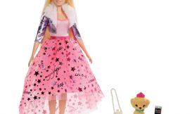 Barbie Princess Deluxe de Barbie aventura de princesas por sólo 15,99€.