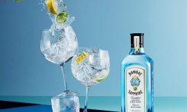 Ginebra Bombay Sapphire London Dry Gin de 1 litro por sólo 18,90€.
