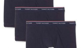 Pack de tres bóxers Trunk Tommy Hilfiger por sólo 27,95€ en tiendas 42,90€.
