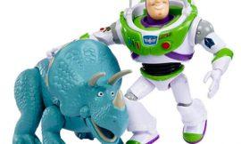 Pack de Buzz Lightyear y Trixie de Toy Story 4 Edición 25 aniversario por sólo 13,99€.