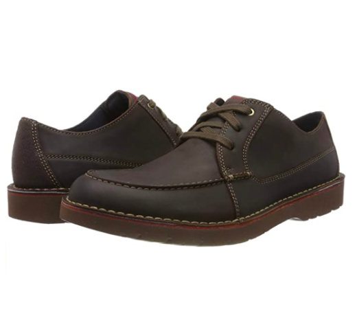 En este momento estás viendo Zapatos Clarks Vargo Vibe para hombres desde sólo 32,70€.