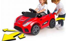 Coche eléctrico Feber My Real Car interactivo con mando a distancia y herramientas por sólo 69,99€ antes 149,99€.