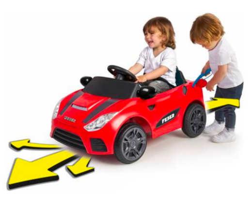 En este momento estás viendo Coche eléctrico Feber My Real Car interactivo con mando a distancia y herramientas por sólo 69,99€ antes 149,99€.
