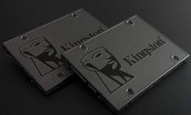 Disco duro Kingston SSD Now A400 de 480 GB por 47,93€.