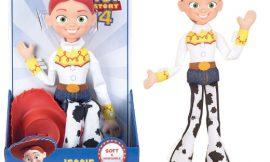 Figura Jessie de Toy Story de 35cm por sólo 18,52€ antes 34,99€.