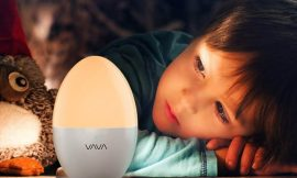 Luz táctil recargable para niños VAVA por sólo 5,60€.