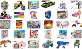 ¡Las 120 mejores ofertas en juguetes de Amazon para Navidad actualizadas a 3 de diciembre!