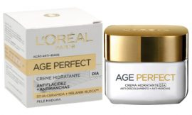 Crema hidratante L'Oréal Paris Dermo Expertise Age Perfect para pieles maduras de 50ml por sólo 6,95€.