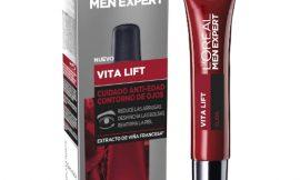 L'Oréal Paris Men Expert Vitalift, contorno de ojos anti edad (15ml) por sólo 8,99€.