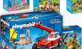Los mejores chollos de Playmobil hoy en Amazon con el 20% de descuento.