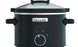 Olla de cocción lenta Crock-Pot CSC046X con 2.4 litros de capacidad por 22,99€, antes 49,90€.