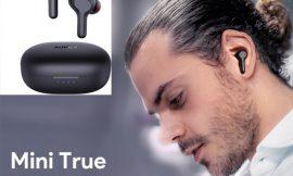 Auriculares TWS Aukey EP-T25, BT 5.0, carga rápida USB C, IPX5 por 18,99€ antes 25,99€.