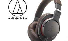 Auriculares Hi-Res Audio Technica ATH-MSR7B por 109,99€ antes 190€.
