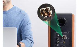 Cable de audio bidireccional Ugreen Jack 3.5mm a RCA de 2 metros por 6,99€.
