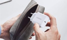 Cargador Ugreen USB C PD 3.0 Quick Charge por 8,10€ antes 17,99€.