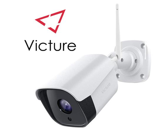 En este momento estás viendo Cámara de vigilancia IP para exteriores con visión nocturna y detección de movimientos, IP66 por 28,99€ antes 39,99€.