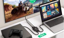 Switch HDMI bidireccional Ugreen, 3D/HDR/4K por 12,99€.