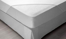 Protector de colchón Pikolin Home para cama 135cm. con tejido de rizo, impermeable y transpirable por sólo 16,39€ y 150x200cm. por 16,99€.