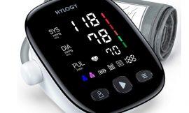 Tensiómetro de brazo Hylogy con detección de arritmias por 15,14€.