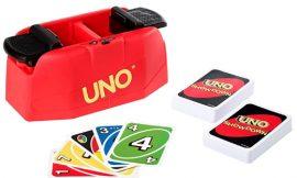 Juego de cartas Uno Showdown de Mattel por sólo 15,99€.
