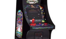 Consola My Arcade Player Retro Galaga por 15,99€ antes 27,95€.