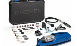 Pack multiherramienta Dremel 4000-4/65 EZ por 98,77€.