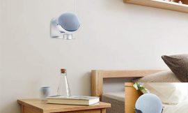 Soporte para pared/escritorio de aleación de aluminio negro o plata para Echo Dot 4ª generación 14,99€ antes 29,98€.