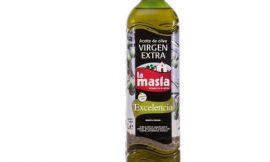 Aceite de oliva La Masía Excelencia Virgen extra de 1 litro por 2,99€