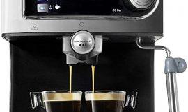 Cafetera Expresso Cecotec Power Espresso 20 Professional por 61€.