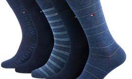 Lote de 6 calcetines Tommy Hilfiger para hombre por sólo 17,92€ y pack de 4 por 15,12€.