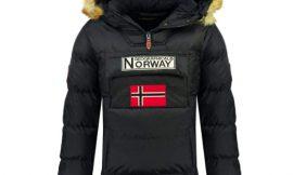 Chaqueta Geographical Norway Boker para hombre por sólo 49,90€ antes 99,00€.