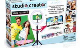 Graba tus videos con estilo con el Studio Creator Pro de Canal Toys por sólo 20,00€ antes 39,45€.