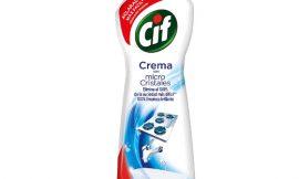 Crema de limpieza multiusos Cif (750ml) por sólo 1,98€.