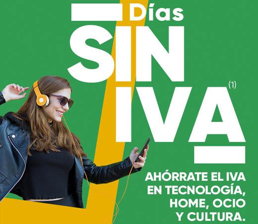 ¡Día sin IVA en Fnac en tecnología y hogar!