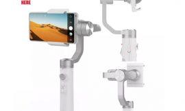 Estabilizador Xiaomi Mijia SJYT01FM por 54€ desde España.