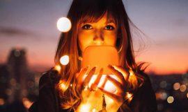 Mini lámpara ambiental inteligente meross compatible con Alexa, Google Assistant y SmartThings por 12,99€ antes 22,99€.