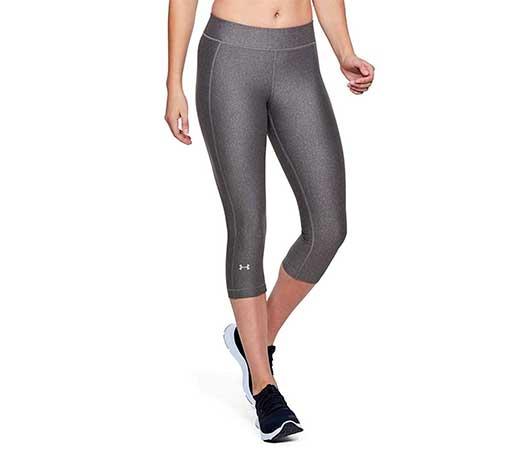 Leggings deportivos para mujer Under Armour Capri UA Heatgear desde sólo 15,95€.