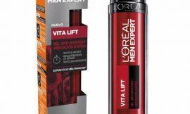 Gel antiarrugas Vitalift de absorción rápida de L'Oréal Men Paris por sólo 8,83€ antes 15,00€.