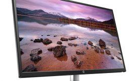 Monitor HP 32s, de 31,5 pulgadas, FullHD, IPS con retroiluminación LED, VGA, HDMI por 169,15€, antes 217,80€.