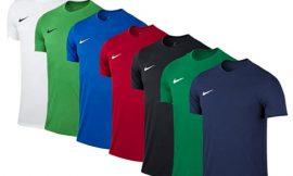 Camiseta de manga corta Nike Dry Park VII de manga corta desde sólo 8,42€.